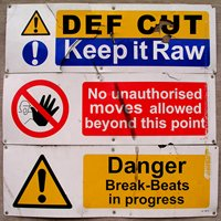 Def Cut - Keep it Raw (2009) Breakbeat, Funky-Breaks
