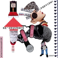 "Re'sequence""Preview"",""Shakespeare""/Downtempo,FutureJazz,Ambient"