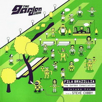 Fila Brazillia - The Garden Compilation Vol. 1 (2005) / Future Jazz, Downtempo, Deep House