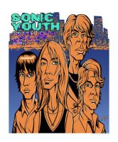 Sonic Youth – 24 november 2009 in Music Hall of Williamsburg, Brooklyn/ Alternative, Indie, Noise, Post-Punk