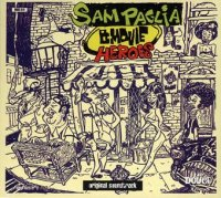 "Sam Paglia - ""B-Movie Heroes"" (1998) /acid jazz,easy listening"