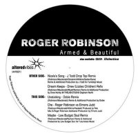 Roger Robinson - Illclectica (2005)/electronica,downtempo,soul,hip-hop,Poetic
