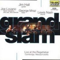 Joe Lovano, Jim Hall, George Mraz, Lewis Nash - Grand Slam (2000)/ Jazz/ Post-Bop