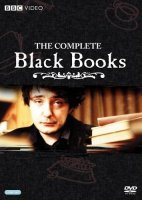 Книжная лавка Блэка / Black books - 3 сезон (2004) British Sitcom