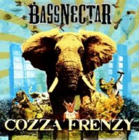 Bassnectar - Cozza Frenzy (2009) Dub, Dubstep, Downtempo, Breaks