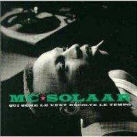 """MC Solaar """"Qui Seme le Vent Recolte le Tempo"""" (1991) / french rap, hip-hop, jazzy"""