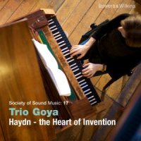 "Trio Goya ""Gaydn - The Hearth of Invention""  (2009) / classical"