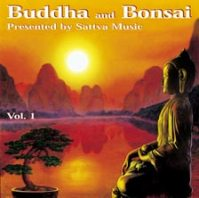 "Oliver Shanti & friends ""Buddha and bonsai.Vol.1"" (1984) / ethnic, new age"