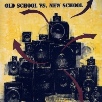 Old School Vs. New School - VA (1999) hip-hop, funky, breaks, remixes, oldskool