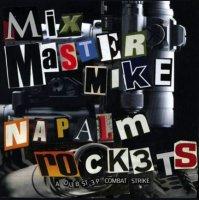 Mix Master Mike (2010) Napalm Rockets / dubstep mix, turntabilism