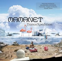 Mamanet - TranceXpedition (2009) / experimental, trip-hop, electronic