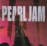 Pearl Jam - Ten  (1991) / grunge