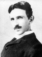 Никола Тесла  (10 июля 1856, Смиляны, Австро-Венгрия, ныне в Хорватии — 7 января 1943, Нью-Йорк, США)