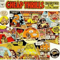 Janis Joplin with Big Brother And The Holding Company – Cheap Thrills (1968), Big Brother & The Holding Company (1967) / Psychedelic, Rock, Blues