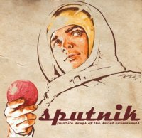 Sputnik - Favorite Songs Of The Soviet Cosmonauts '1998 / space retro disco, electro, lounge