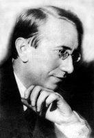 Кржижановский Сигизмунд  Доминикович  (11 февраля 1887 — 28 декабря, 1950)