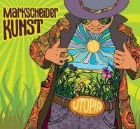 """Markscheider kunst - """"Utopia"""" (2010) Ska / Merengue / Bossa Nova / Latin"""