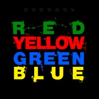 MAMANET - Red,Yellow,Green,Blue (2010)