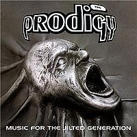 The Prodigy - Music For The Jilted Generation  (1995) / Breakbeat, Techno, Big Beat, [Re:up]