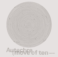 Autechre - Move Of Ten (2010, Warp Records) / IDM, Electronic, Experimental