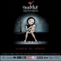 "Alexandrina ""Om de lut"" (2009) / nu-jazz, soul, pop, folk"