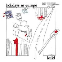 KUKL (1984-86) discography / indie, avantgarde, post-punk