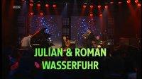 Julian & Roman Wasserfur / Nils Petter Molvaer - Leverkusener Jazztage 2009 / Contemporary Jazz, Fusion, Electronic, Experimental