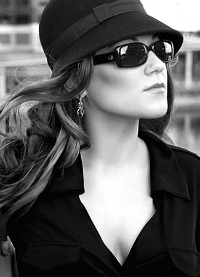 Melody Gardot - очки, трость и джаз / jazz, vocal jazz, female vocalists, blues, emotional, sensual