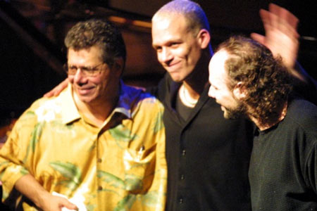 Chick Corea & Origin  - A Week at the blue note (Complete 6 cd box set) (1998) / compoterary jazz (Blue Note)