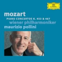 "Vienna Philharmonic Orchestra , Maurizio Pollini  ""Mozart: Piano Concertos, K. 453 & 467"" (2007) / classical"