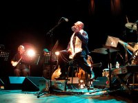 Dhafer Youssef Group-Live in Paris (SAT-03-09-2010) / world music, ethno-jazz, jazz , oud, vocal , Tunisia
