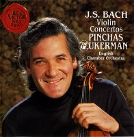 Johann Sebastian Bach – Violin concertos BWV 1041, 1042 & 1056 / Concerto for 2 violins BWV 1043 (1991) / classic, concerto / lossless