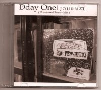 Dday One - Journal (2009) / downtempo, abstract instrumental, hip-hop