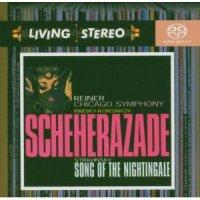 Rimsky-Korsakov: Scheherazade; Stravinsky: Song of the Nightingale (2005) / classical