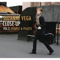 "Suzanne Vega ""Close-Up, Vol 2, , People and Places"" (2010) / acoustic, pop, adult contemporary"