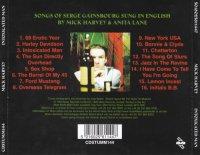 Mick Harvey & Anita Lane 'Intoxicated Man' Songs Of Serge Gainsbourg in English
