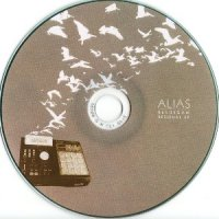 Alias - Resurgam Residual EP (2008) / instrumental, abstract, anticon, limited edition