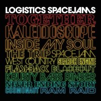 "Logistics ""Space Jams"" (2010) drum'n'bass"