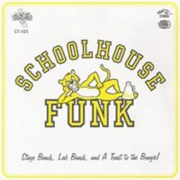 Schoolhouse Funk - Compiled By DJ Shadow (2000) / funk, jazz, soul, various artists