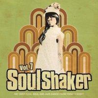 VA - Soulshaker Vol. 7 (2010) / funk, soul, afrobeat