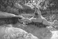 Снежное чудо  Гурама Доленджашвили