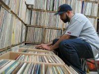 DJ Nu-Mark - Hands On + Blend Crafters / hip-hop, rap, jazzy, funky, cut-up dj