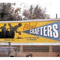 DJ Nu-Mark - Hands On + Blend Crafters /hip-hop, rap, jazzy, funky, cut-up dj