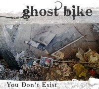 Ghost Bike - You Don't Exist (2010) ambient, post-rock, dubstep, experimental