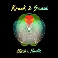 "Kraak & Smaak ""Electric Hustle"" (2011) / dance, funky, electronic, disco"