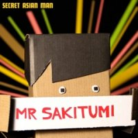 "Mr Sakitumi ""Secret Asian Man"" (2011) /electronica, hip-hop, breakbeat"
