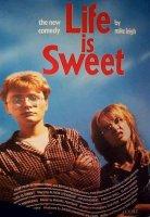 Сладости жизни / Life Is Sweet (1991г, драма, комедия)