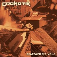"Gramatik ""Beatz & Pieces vol. 1"" 2011 / hip-hop, funk"