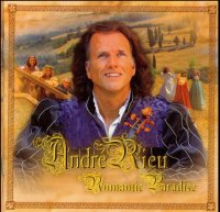 Andre Rieu (Андре Рье) - Live at the Royal Albert Hall (2002), Romantic Paradise (2003) /  Classical, Neo, Classic, Pop-Classic