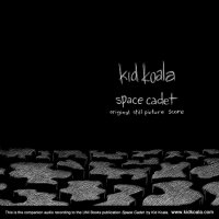 "Kid Koala ""Space Cadet"" (2011) / idm, turntablism, hiphop, electronica, ninja tune"